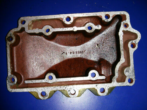 x4 uget4 covers 0316164  = johnson evinrude 316164  EXHAUST COVER