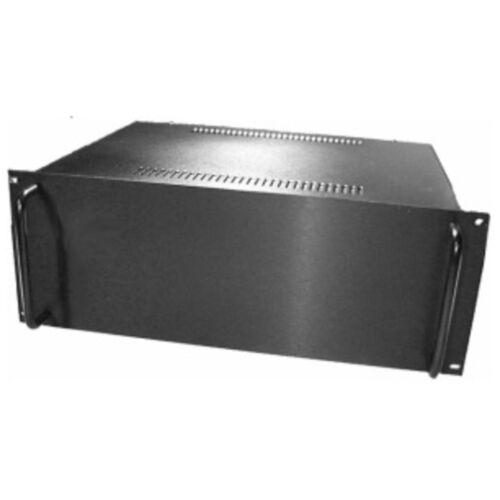 "ET4//25B 4U 19/"" Rack Mount Cabinet Equipment Enclosure 19 x 7 x 9.84 inches"