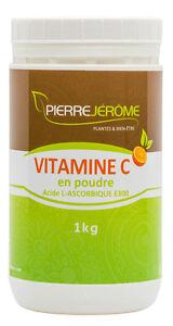 Vitamine-C-1-kg-en-poudre-CAS-50-81-7-Pierre-Jerome