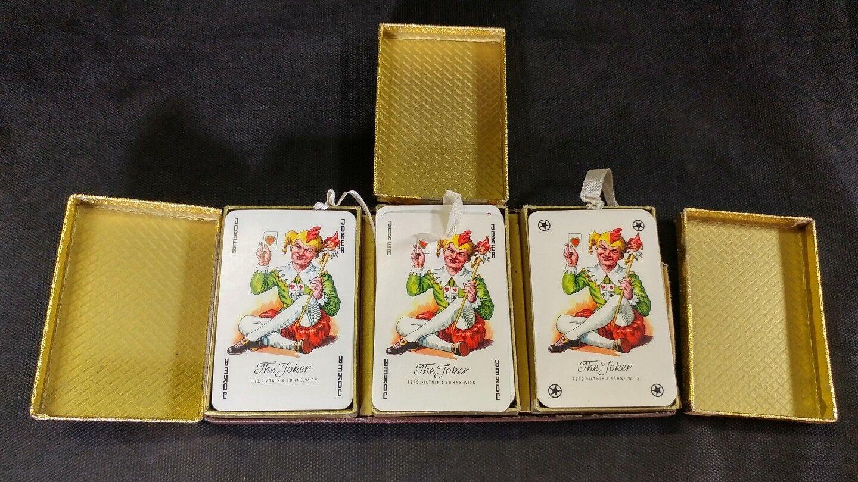 Ferd.Piatnik & Söhne carte da gioco vintage 165 carte - B94