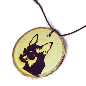 Chihuahua-Dog-Chiwawa-Wood-Handmade-PATCHOULI-Scented-Home-Car-Air-Freshener