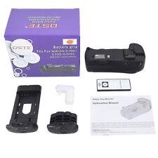 DSTE MB-D10 Battery Grip with Remote For Nikon D300 D300S D700 D900 as EN-EL3E