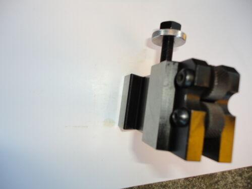 Chinzoa Tool Holder for Chinzoa Quick Change Tool Post on Lathe