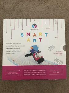 Circuit Cubes Smart Art Kit