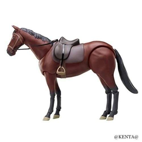 Max Factory Figma Horse 246a Brown or White Action Figure From Japan F//S epacket