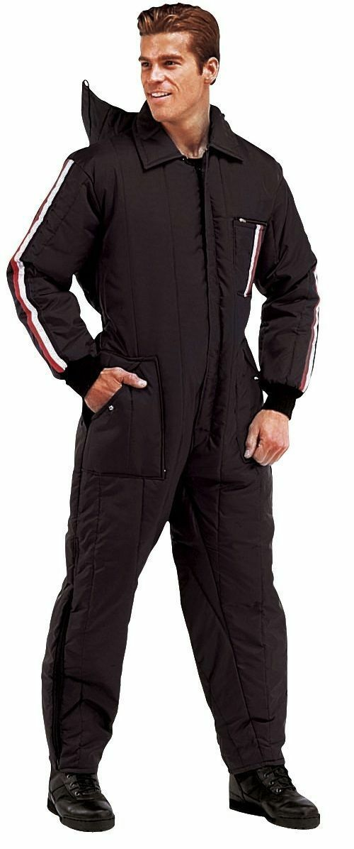 Herren Snowsuit Ski & Rescue Insulated Snow Suit Größes Rothco 7022