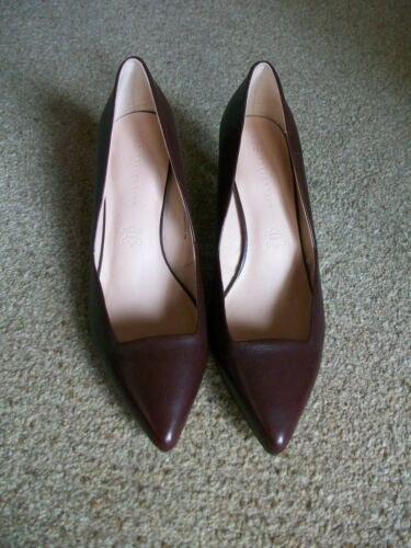 amp; Insolia Size Spencer Ruby Leather Bnwt Marks Shoes 8 With Court SRfH4q