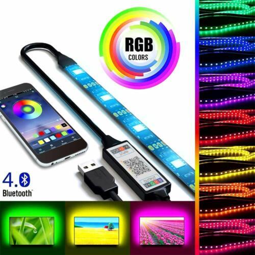 RGB LED Streifen Stripe Wasserdicht 1M 2M 3M 4M 5M Band Leiste 5050SMD Lichtband