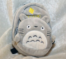 1/3 scale BJD Dollfie Plush School Backpack Bag Doll My Neighbor Totoro Gray