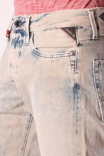 Hose 372 M983 Replay 610 Denim Pantaloni Herren 010 Stil Waitom Jeans fAPaqPwx