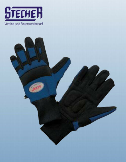 askö Jugendfeuerwehrhandschuh Jugendfeuerwehr Feuerwehr  Handschuh Neu