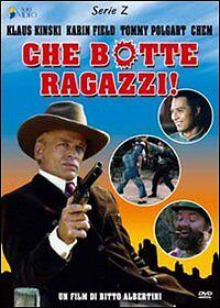 Dvd-CHE-BOTTE-RAGAZZI-con-Klaus-Kinski-nuovo-1974