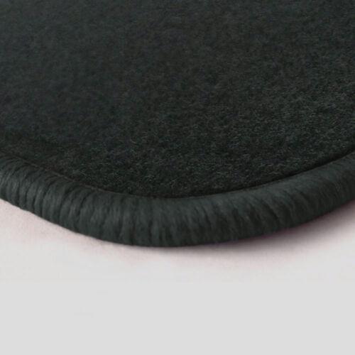 NF Velours schw-graphit Fußmatten paßt für MERCEDES S-Klasse W116 1972-1980