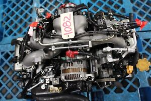 Details about JDM 99 05 Subaru Forester SOHC EJ20 Motor Replacement EJ25  Engine 00 01 02 03 04