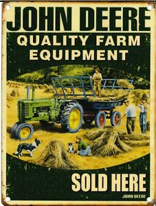 John-Deere-Metal-Sign
