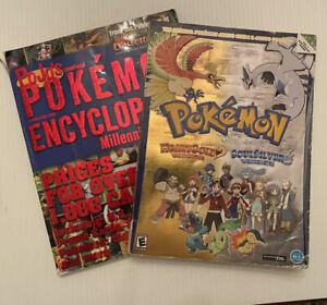 POKEMON-Heart-Gold-Soul-Silver-Johto-Guide-amp-Pokedex-DS-Plus-Pojo-s-Encyclop
