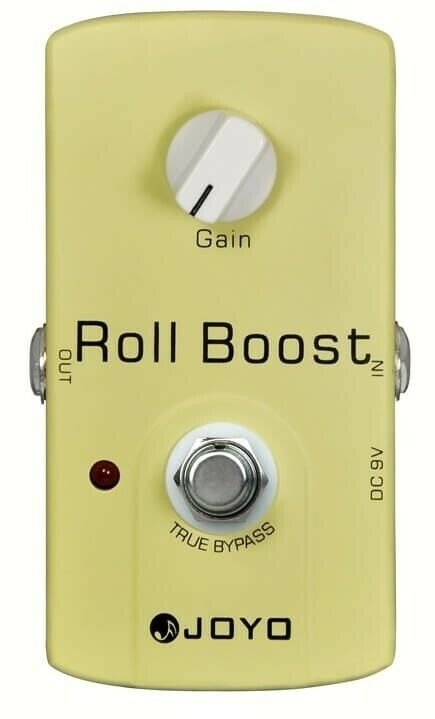 Joyo JF-38 Roll Boost guitar-effekt-pedal