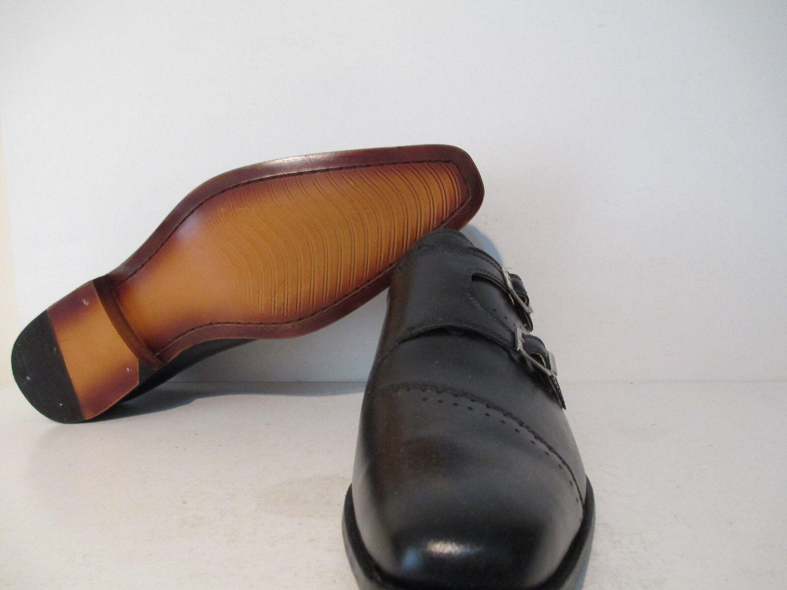 e37a021c842 ... Zapatos De Vestir Giorgio Brutini para para para hombre de cuero  Carbonne Doble Monje Sin Cordones