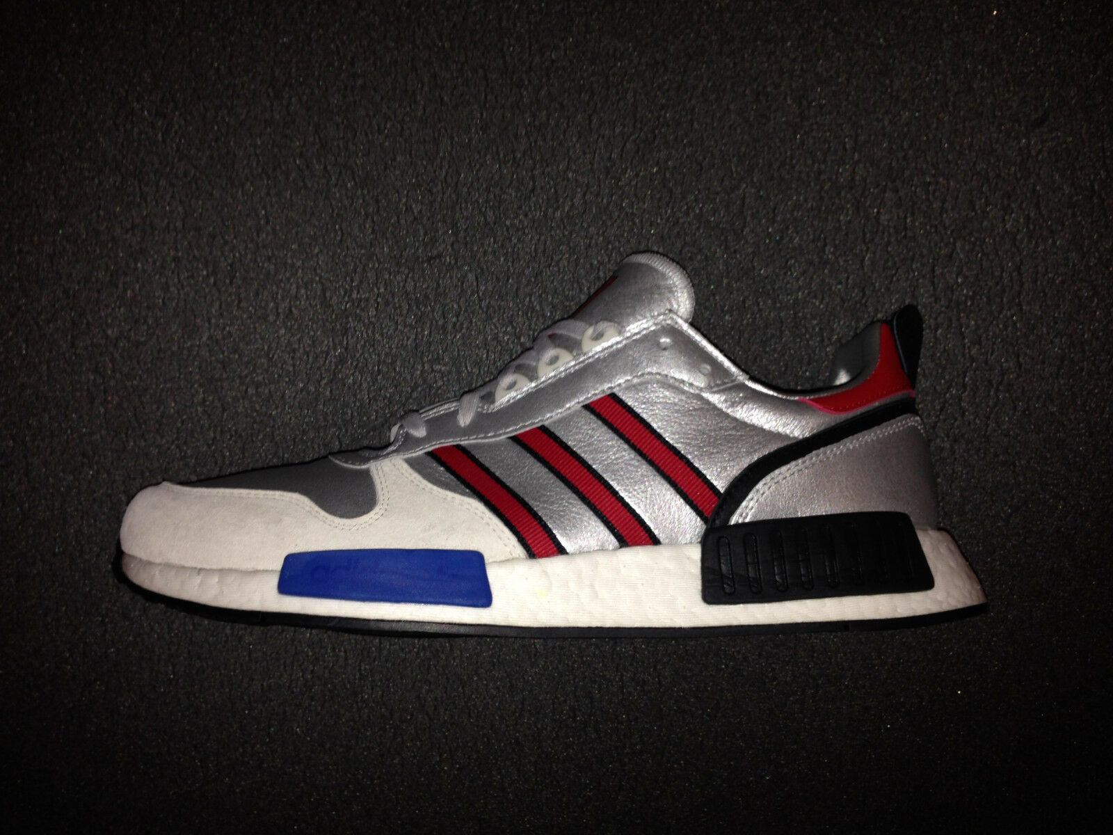 Adidas Rising Star x R1 2018 vintage colourway US 11,5 UK 11 FR 46