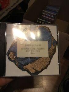 DEBUSSY-Clair-De-Lune-CD-Import-Excellent-Condition