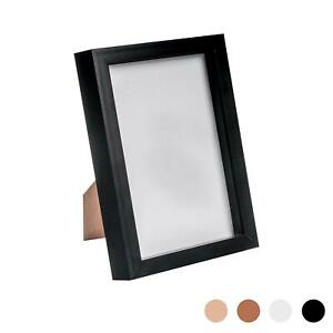 Box-Picture-Frame-Deep-3D-Photo-Display-6x8-Inch-Standing-Hanging-Black