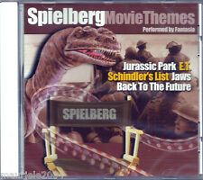 Spielberg Movie Themes (2001) CD NUOVO SIG Jurassic Park. ET. Back to the future