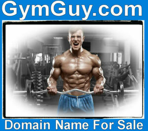 Gym-Guy-com-Weight-Loss-Programs-Domain-Name-For-Sale-Online-Fitness-Class-URL
