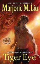 Tiger Eye: The First Dirk & Steele Novel (Dirk & Steele Romance)-ExLibrary