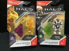 New Fall 2017 Roland Mega Bloks Construx Halo Heroes Series 6 Hero