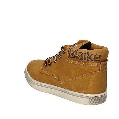 Jungen schuhe BLAIKE 31 EU sneakers gelb leder AD702-B