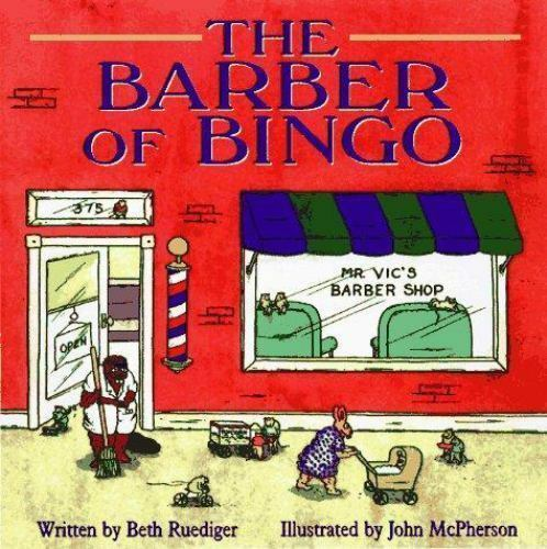 The Barber of Bingo by Beth Ruediger