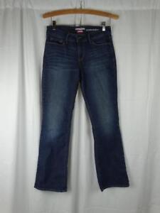 Women-039-s-DENIZEN-FROM-LEVI-039-S-Modern-Boot-Cut-Denim-Jeans-Pants-Size-6-M