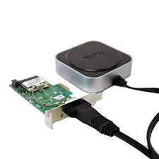 New Dell DW1530 KVCX1 8VP82 Wireles Low Profile PCI-e Card w/ RU297 WX492 Antena