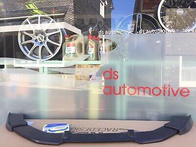RDX Frontspoiler VARIO-X Fiesta MK8 JHH 2017 Frontlippe Front Ansatz Vorne Spoilerlippe