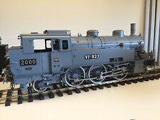 KM1 locomotora vapor BR 75 933 limitado sonido digital Humo para Kiss Märklin