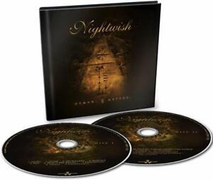 Nightwish-Human-Nature-Doppio-CD-Digibook-Nuovo-amp-Sigillato