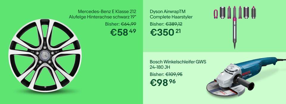 B-Ware jetzt noch günstiger mit -10%* – Jetzt sparen - B-Ware jetzt noch günstiger mit -10%*