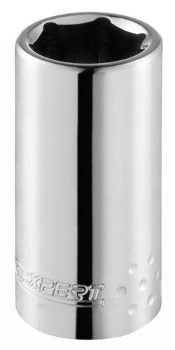 "E113762 Hex 14mm long reach socket Britool expert by Facom 1//4/"" drive"