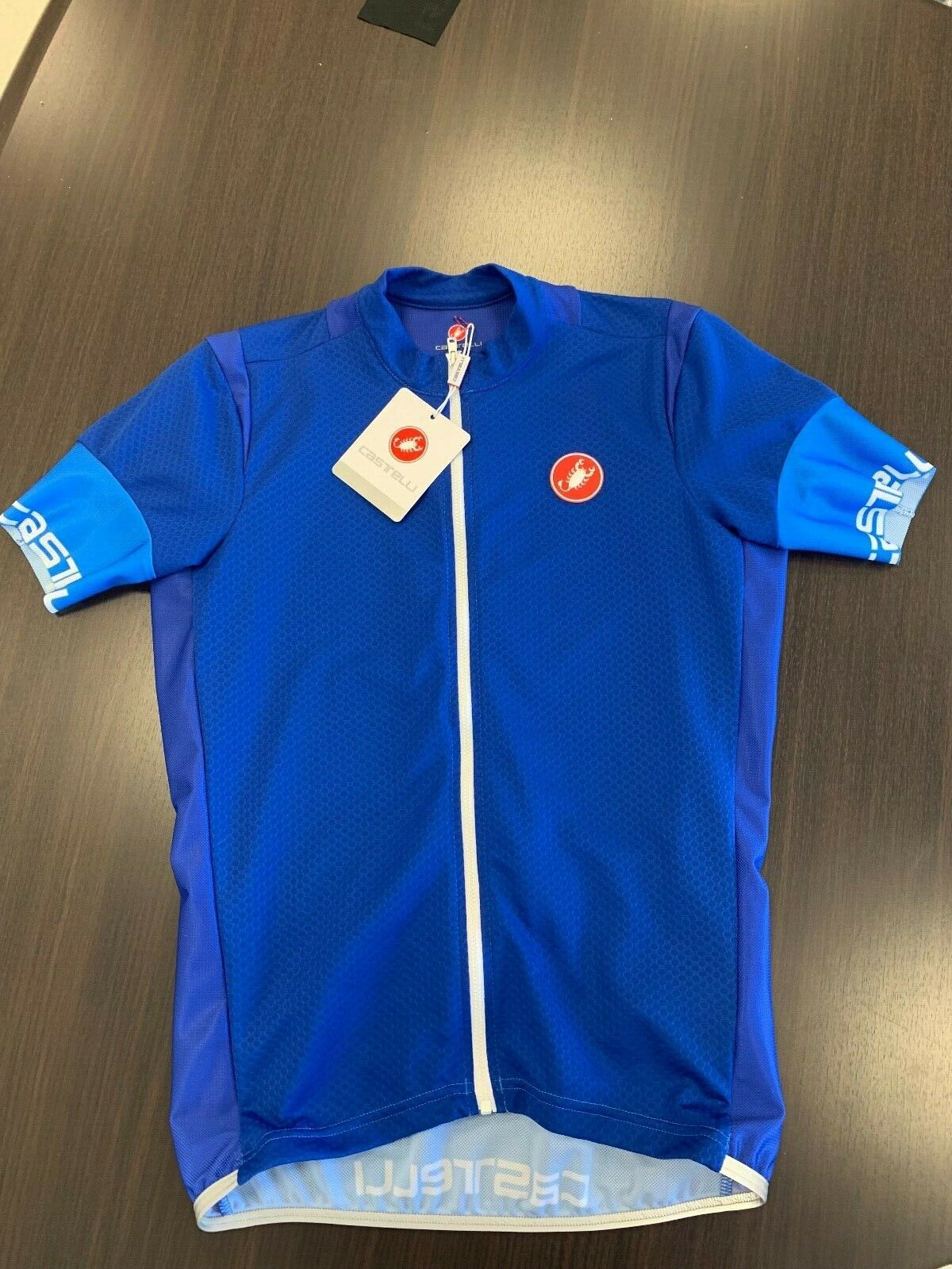 Cycling Jersey Castelli TG.  M  for sale