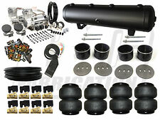 """Air Ride Suspension Kit - 1965 - 1970 Cadillac DeVille 3/8"""" FBSS Airbag System"""