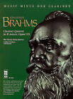 Brahms Clarinet Quintet in B Minor, Opus 115 by Hal Leonard Publishing Corporation (Mixed media product, 2006)