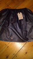 Zara girls skirts Glitter skirt age 13-14 years., Still has tag attached