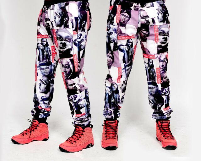 Men Women joggers emoji printed Thicken 3D Sports Jogger Pants hip hop 6S 5s11s