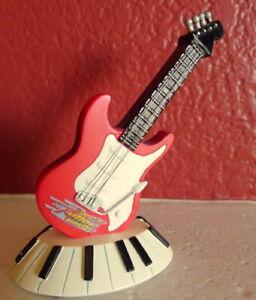 Rock-N-Roller-Coaster-Aerosmith-Guitar-Clips-Desk-Holder-Disney-Parks-Souvenir