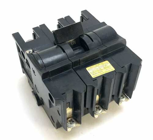 No Hump Federal Pacific NB330 3 Pole 30Amp 240V Circuit Breaker