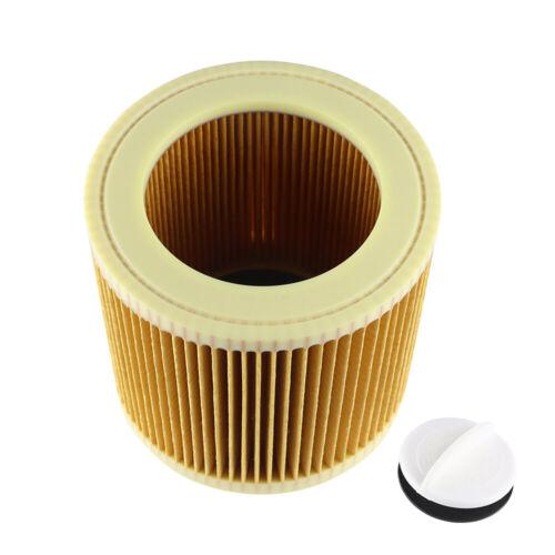 dry vacuum cleaner WD MV 6.4 Cartridge filter Lamellar filter for Karcher wet