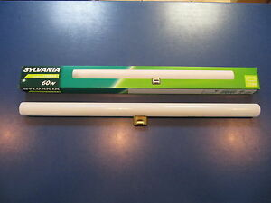 SYLVANIA-SPECIAL-LINESTRA-RALINA-60W-S14d-opal-weiss-Linienlampe-1-Sockel