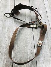 Bell System Klein Tool Buckingham Lineman Belt Positioning Strap Telephone