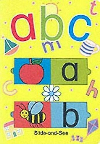Abc Slide-And-See Hardcover Richard Powell
