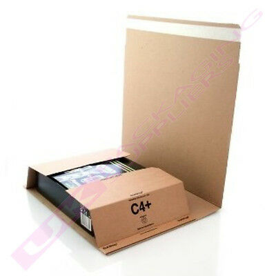 C4 BUKWRAP SELF SEAL CARDBOARD MAILING BOXES WRAPPERS CHEAP OFFER *SELECT QTY*